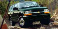 Pre-Owned 2002 Chevrolet Blazer LS VIN 1GNCS13W82K140129 Stock Number 13702P-1