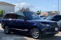 2016 Land Rover Range Rover 3.0L V6 Supercharged SUV XSE serving Oakland, CA