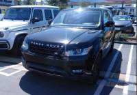 2016 Land Rover Range Rover Sport 5.0L V8 Supercharged SUV XSE serving Oakland, CA
