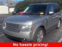 Used 2010 Land Rover Range Rover For Sale at Harper Maserati | VIN: SALMF1D49AA323583