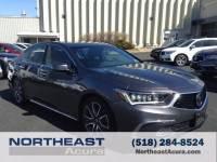Used 2018 Acura RLX Sedan Sport Hybrid w/Advance Pkg