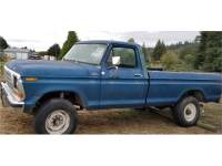 1978 Ford 250 4wd 3/4