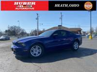 Used 2013 Ford Mustang For Sale at Huber Automotive | VIN: 1ZVBP8AM7D5249227