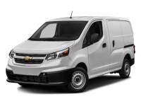 Used 2017 Chevrolet City Express Cargo Van LT Minivan