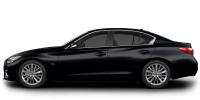 Pre-Owned 2018 INFINITI Q50 3.0t LUXE VIN JN1EV7AP2JM352229 Stock Number 13862P
