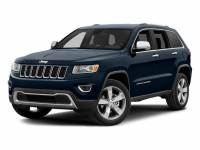 Pre-Owned 2014 Jeep Grand Cherokee Overland VIN 1C4RJFCG9EC379943 Stock Number 13858P