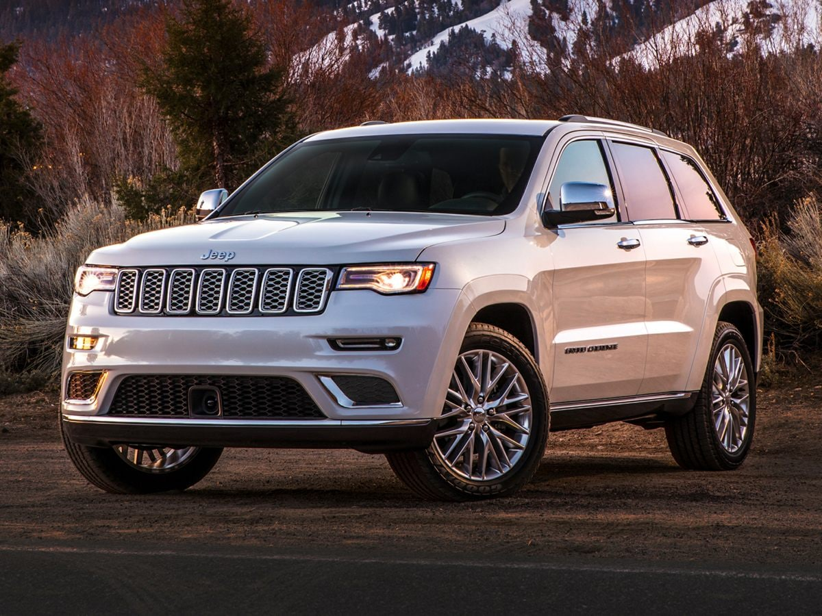 Photo 2018 Jeep Grand Cherokee High Altitude SUV In Clermont, FL