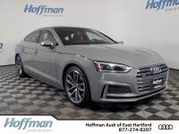 Used 2019 Audi S5 3.0T Premium Plus Sportback near Hartford | AD17820