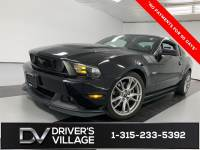 Used 2012 Ford Mustang For Sale at Burdick Nissan | VIN: 1ZVBP8CF4C5271277
