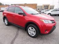 Used 2014 Toyota RAV4 For Sale at Duncan Suzuki | VIN: 2T3ZFREV3EW119677