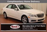 Pre-Owned 2010 Mercedes-Benz E-Class E 350 Luxury in Fort Myers