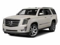 Used 2015 Cadillac Escalade Platinum SUV