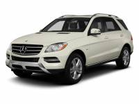 2013 Mercedes-Benz ML 350 - Mercedes-Benz dealer in Amarillo TX – Used Mercedes-Benz dealership serving Dumas Lubbock Plainview Pampa TX