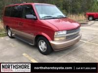 Used 2000 Chevrolet Astro Passenger Minivan