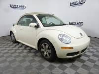 2006 Volkswagen New Beetle Convertible Convertible