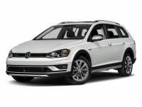 Used 2017 Volkswagen Golf Alltrack Wagon