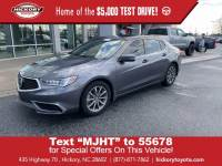 Used 2018 Acura TLX 2.4L FWD w/Technology Pkg