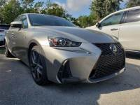 Quality 2018 LEXUS IS 300 West Palm Beach used car sale