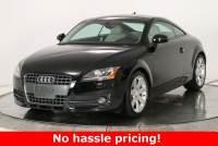 Used 2009 Audi TT For Sale at Harper Maserati | VIN: TRUJF38J891002433