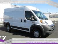 2014 Ram ProMaster Cargo 2500 136 WB Highroof 1-Owner