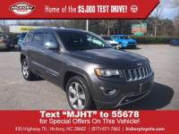 Used 2015 Jeep Grand Cherokee Overland SUV