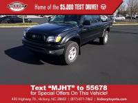 Used 2004 Toyota Tacoma 2WD Double Cab V6 Automatic PreRunner