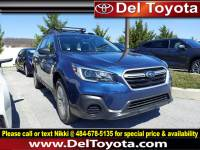Used 2019 Subaru Outback 4DR WGN 2.5I For Sale in Thorndale, PA | Near West Chester, Malvern, Coatesville, & Downingtown, PA | VIN: 4S4BSABC0K3243725