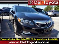 Used 2014 Acura RLX Advance Pkg For Sale in Thorndale, PA   Near West Chester, Malvern, Coatesville, & Downingtown, PA   VIN: JH4KC1F98EC007679