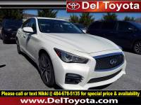 Used 2015 INFINITI Q50 Sport For Sale in Thorndale, PA | Near West Chester, Malvern, Coatesville, & Downingtown, PA | VIN: JN1BV7AR0FM395480