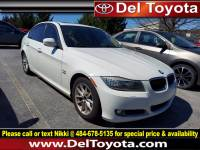 Used 2010 BMW 3 Series 328i xDrive For Sale in Thorndale, PA | Near West Chester, Malvern, Coatesville, & Downingtown, PA | VIN: WBAPK5C53AA650317