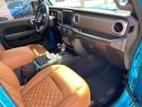 Used 2020 Jeep Wrangler Unlimited BIKINI TURBO SAHARA LIFTED LEATHER NAV ALPINE