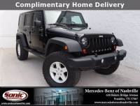 2012 Jeep Wrangler Unlimited Sport in Franklin