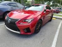 Quality 2015 LEXUS RC F West Palm Beach used car sale