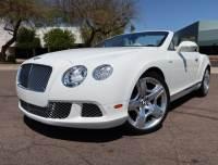 2015 Bentley Continental GT Convertible