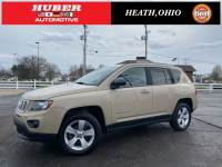 Used 2016 Jeep Compass For Sale at Huber Automotive | VIN: 1C4NJDBB8GD746627