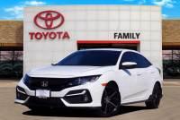 Used 2020 Honda Civic Hatchback Sport