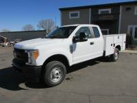 Used 2017 Ford 2017 F-350 Ex-Cab Service Utility Truck