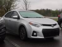Used 2015 Toyota Corolla 4dr Sdn CVT Auto S