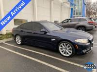 2012 BMW 5 Series 4dr Sdn 535i xDrive AWD Sedan