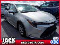 Used 2020 Toyota Corolla LE For Sale in Thorndale, PA | Near West Chester, Malvern, Coatesville, & Downingtown, PA | VIN: 5YFEPRAE0LP054313