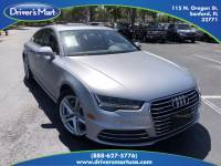 Used 2017 Audi A7 Premium Plus For Sale in Orlando, FL (With Photos) | Vin: WAUW2AFC0HN061162