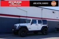 Used 2016 Jeep Wrangler JK Unlimited For Sale at Huber Automotive | VIN: 1C4BJWDG8GL154304