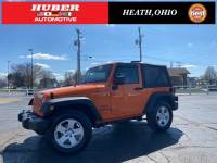 Used 2012 Jeep Wrangler For Sale at Huber Automotive | VIN: 1C4AJWAG9CL233068