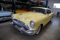 1954 Buick Super Riviera 322/236HP V8 2 Door Hardtop