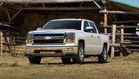Pre-Owned 2014 Chevrolet Silverado 1500 Crew Cab Short Box 4-Wheel Drive LTZ w/1LZ