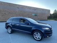 Used 2013 Audi Q7 For Sale at Paul Sevag Motors, Inc. | VIN: WA1LGAFE2DD012581