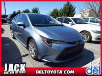 Certified Pre-Owned 2020 Toyota Corolla For Sale in Thorndale, PA | Near Malvern, Coatesville, West Chester & Downingtown, PA | VIN:JTDEPRAE9LJ070000