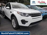Used 2017 Land Rover Discovery Sport West Palm Beach