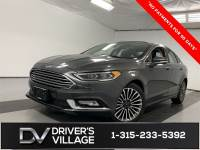 Used 2018 Ford Fusion For Sale at Burdick Nissan | VIN: 3FA6P0D92JR138595