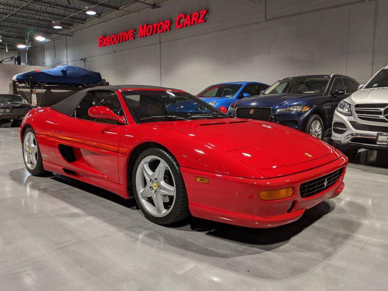 Photo Used 1997 Ferrari F355 SPIDER
